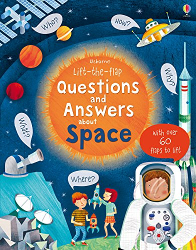 Lift The Flap Questions And Answers About Space por Katie Daynes