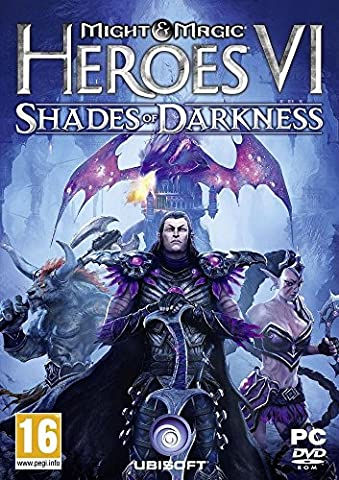 Might & magic : Heroes VI - Shades of Darkness + Pack Armurerie de Dynastie in-game