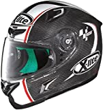 X-lite X-802RR Ultra Carbon MOTOGP Integralhelm Motorrad - Carbon Weiss Größe M
