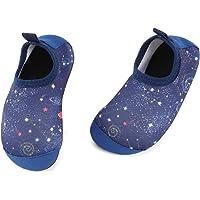 TIZAX Scarpe da Acqua per Bambina Scarpe da Spiaggia Antiscivolo Scarpe da Immersione per Sportive Acquatici Rapida…
