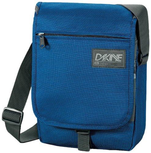 Dakine, Borsa a tracolla Unisex Frankton, Blu (blue stripes), 28 x 23 x 8 cm Blu (blue stripes)