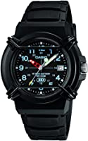Casio Casual Watch Analog Display Quartz for Men HDA-600B-1B