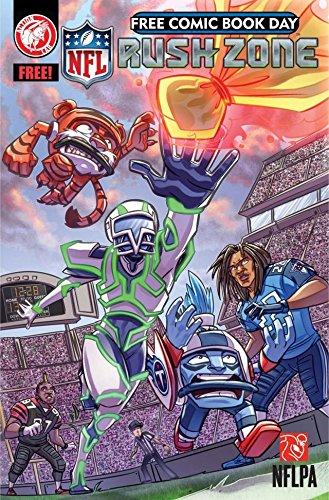 NFL Rush Zone: FCBD (NFL Rush Zone: Season of the Guardians ...
