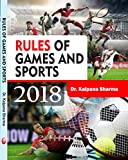 Rules of Games and Sports - 2018