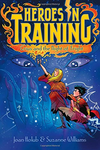 Crius and the Night of Fright (Heroes in Training)