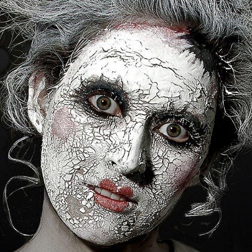 pezialeffekt Halloween Schminke rissige Haut - 56,75 g (Broken Doll Make Up)
