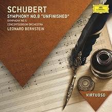 Schubert: Symphonies Nos.5 & 8 (Virtuoso series)