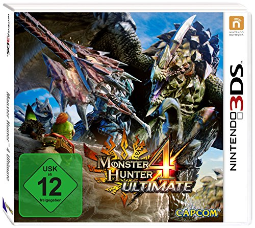 Monster Hunter 4 Ultimate [Importación Alemana]