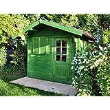 Dekalux - Caseta para jardín, de madera, ...