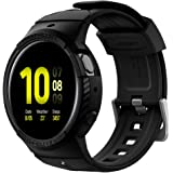 Spigen Rugged Armor PRO designed for Galaxy Watch Active 2 44mm Case with Band - Black
