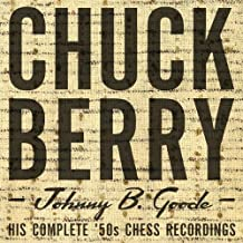 Johnny B.Goode/His Complete '50s Chess Recordings