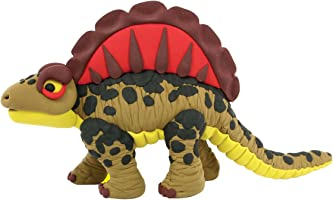 Jumping Clay Kinderknete, C2 – 1 Colourful Dinosaur set Dimetrodon