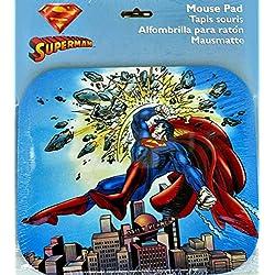 3d relieve Incredible alfombra de ratón 'Superman' 21x 23