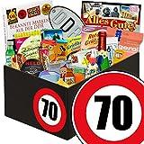 70. Geburtstag | DDR Produkte | 24er DDR Geschenkbox