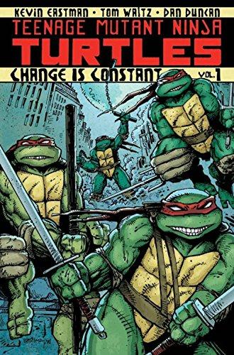 Teenage Mutant Ninja Turtle Leonardo - Teenage Mutant Ninja Turtles Volume 1: