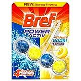 Bref WC Power Aktiv–Zitrone–1Stück