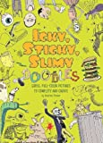 Icky, Sticky, Slimy Doodles: Gross, Full-Color Pictures to Complete and Create by Andrew Pinder (2013-09-10)