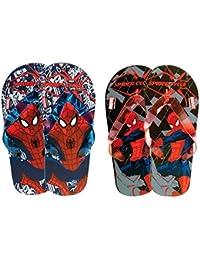 Tongs Enfant Spiderman Lot de 2