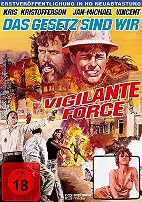 Das Gesetz sind wir (Vigilante Force) [Blu-ray]