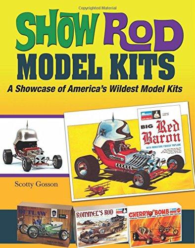 Show Rod Model Kits A Showcase Of America S Wildest Model Kits Cartech