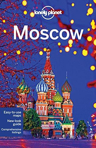Moscow 6 (City Guides) por Mara Vorhees