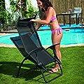 Kettler Tampa Bäderliege Silber/Anthrazit von Kettler auf Gartenmöbel von Du und Dein Garten