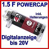 AirTone Audio CP 1500 - 1,5F Powercap Kondensator