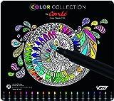 Conte Felt Pen Edition Limitée Pack de 20 Feutres de Coloriage Couleurs Vives...