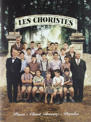 Partition : Les Choristes B.O.F. - Choeu...