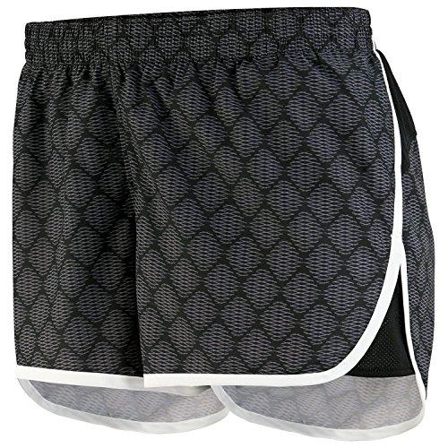 Augusta - Short de sport - Femme Multicolore - Black Plexus Print/White