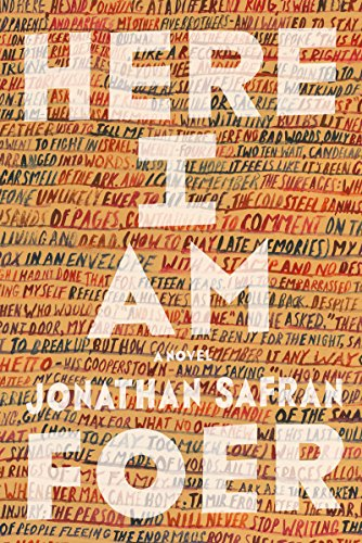 Here I Am: A Novel (English Edition) por Jonathan Safran Foer