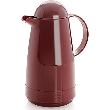 Cello Senorita Vacuum Flask, 1 Litre, Burgandi