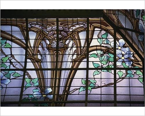 photographic-print-of-stained-glass-roof-by-jacques-gruber-credit-lyonnaise-bank-nancy-lorraine