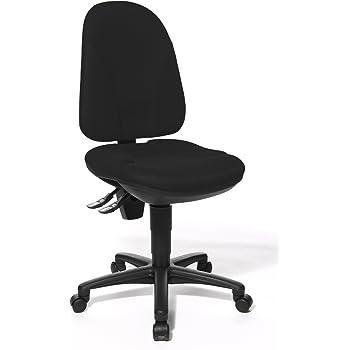Bürostuhl ohne Lehne
