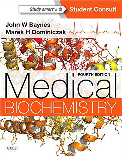 Medical biochemistry, with student consult online access, 4th edition