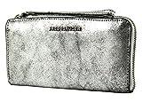 FREDsBRUDER Spotlight Shiny Wallet Silver