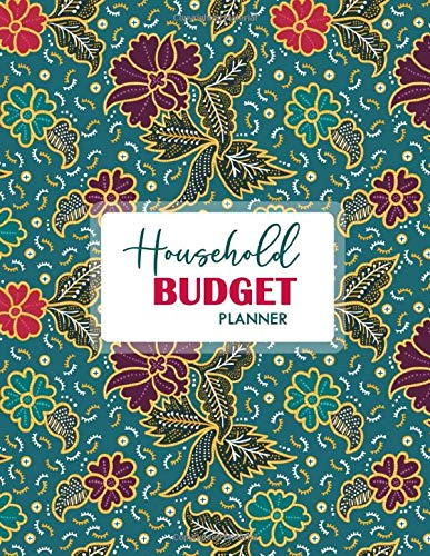 Household-Budget-Planner-Budgeting-Planner-Weekly-Money-Planner-Daily-Weekly-Monthly-Expense-Organizer-Budget-Bill-Organizer-Mindful-Budgeting-Planner