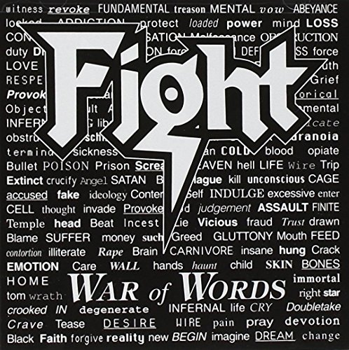 Fight: War of Words (Audio CD)