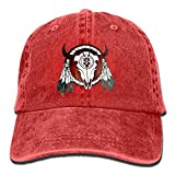 Best Buffalo Arrows - Lightweight Baseball Cap Native American Buffalo Skull Arrowhead Review