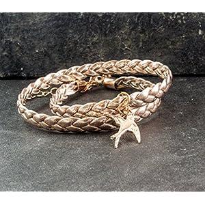 Roségoldenes Armband