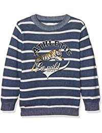 NAME IT Baby-Jungen Pullover Nitgessil Ls Knit M Mini