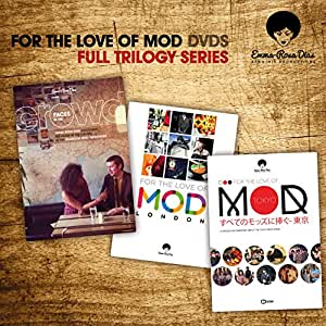 FOR THE LOVE OF MOD - full trilogy series