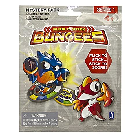 Bungees Series 1 Foil Blind Pack Sealed Box of 14