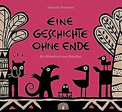 Eine Geschichte ohne Ende. Nominierter des Jungendliteraturpreis Bilderbücher 2016.