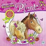 Mein schönster Malblock Pferde