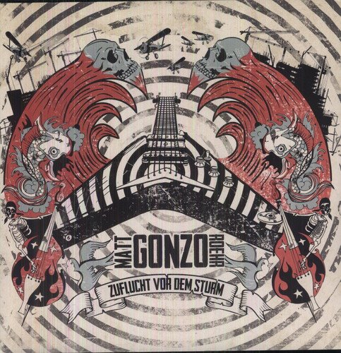 Matt Gonzo Roehr: Zuflucht Vor dem Sturm [Vinyl LP] (Vinyl)