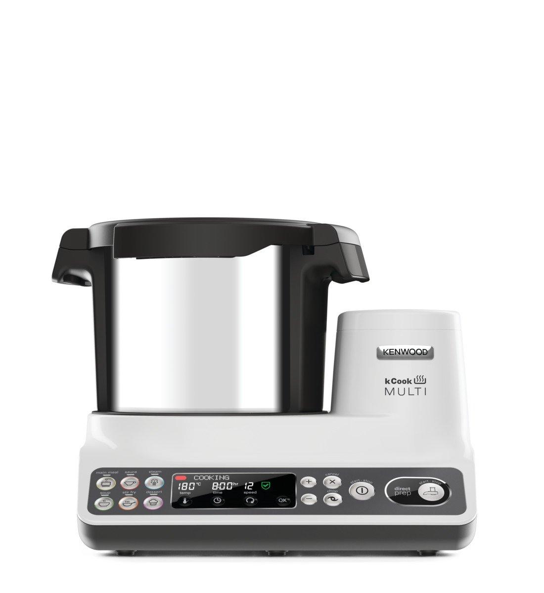 Kenwood-Kcook-Multi-CCL401WH–Kchenmaschine-mit-integriertem-Zerkleinerer-wei-und-schwarz