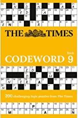 The Times Codeword 9: 200 challenging logic puzzles from The Times Paperback