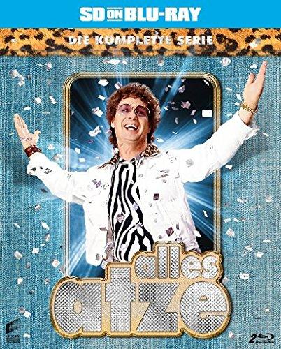 Alles Atze - Alle Staffeln alle Folgen  (SD on Blu-ray) Standard Dvd-box