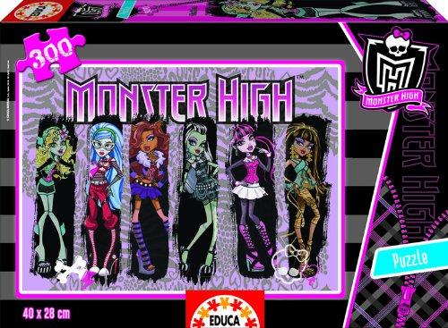 Imagen principal de Educa Borrás 15132 - 300 Monster High